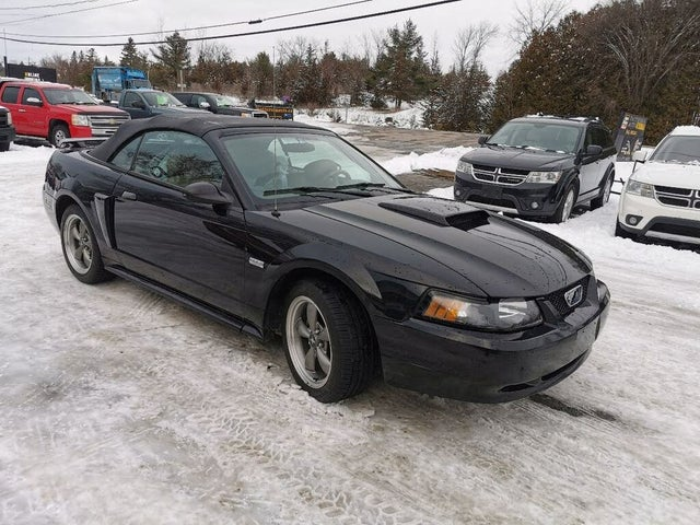 2003 Ford Mustang GT Premium Convertible RWD