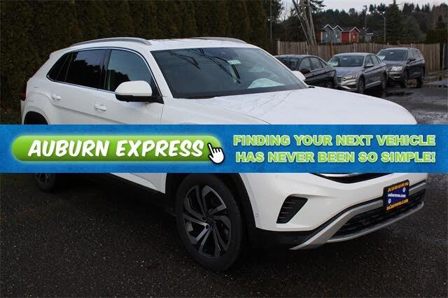 2021 Volkswagen Atlas Cross Sport V6 SEL Premium 4Motion AWD