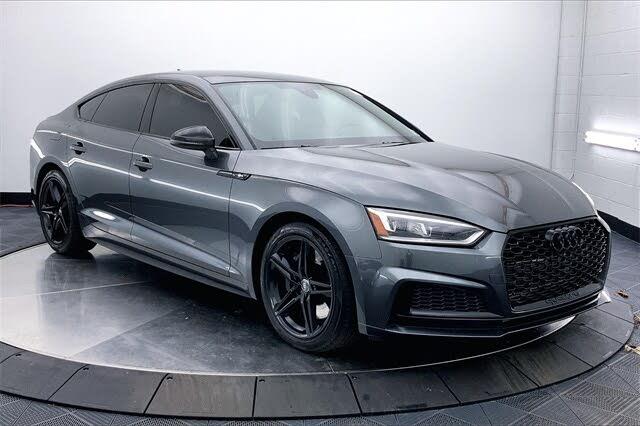 2019 Audi S5 Sportback 3.0T quattro Premium AWD