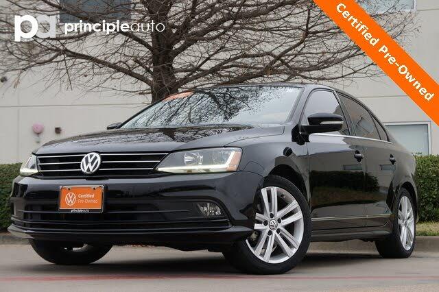 2017 Volkswagen Jetta 1.8T SEL FWD
