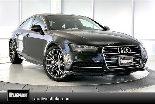 2018 Audi A7 3.0T quattro Premium Plus AWD