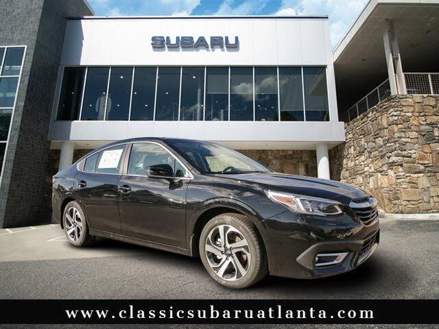 2021 Subaru Legacy Limited XT AWD