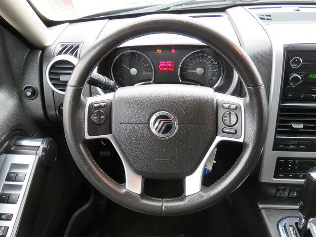 2008 Mercury Mountaineer V8 Premier AWD
