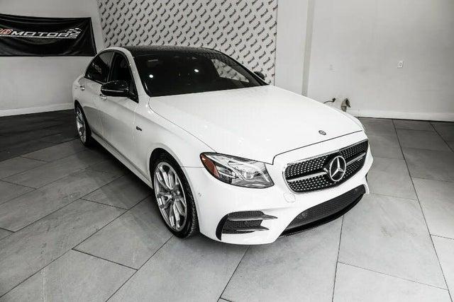 2017 Mercedes-Benz E-Class E AMG 43 4MATIC