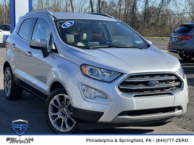 2019 Ford EcoSport Titanium FWD