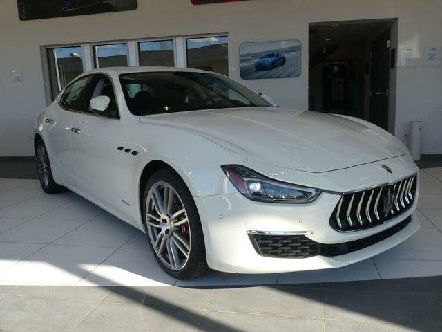 2019 Maserati Ghibli S Q4 GranLusso 3.0L AWD