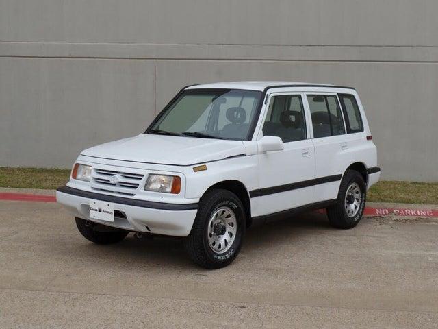 1996 Suzuki Sidekick JX 4-Door 4WD