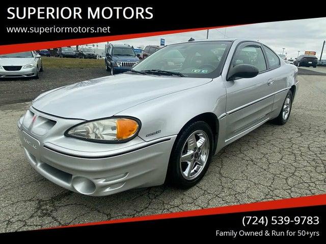 2003 Pontiac Grand Am GT1 Coupe