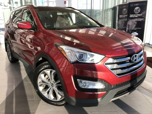 2014 Hyundai Santa Fe Sport 2.0T Limited AWD