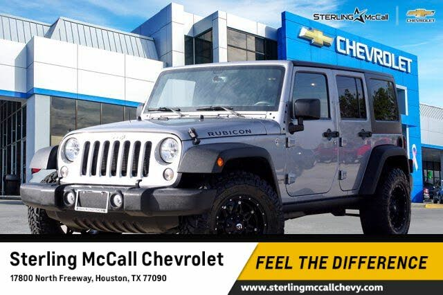 2015 Jeep Wrangler Unlimited Rubicon 4WD