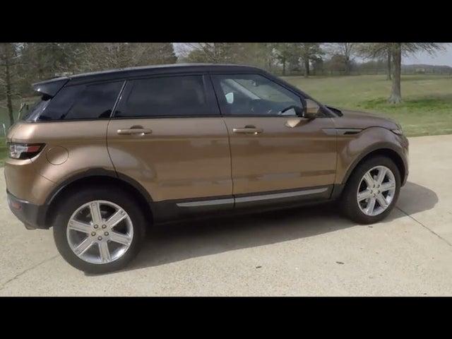 2015 Land Rover Range Rover Evoque Pure Plus Coupe