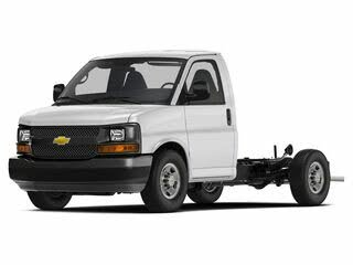 2021 Chevrolet Express Chassis 3500 Cutaway