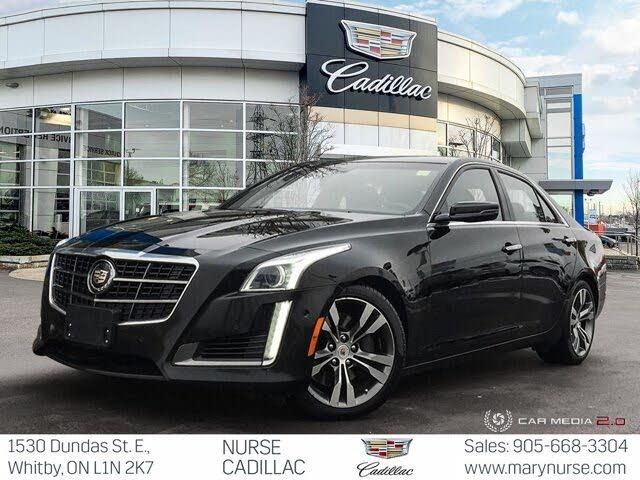 2014 Cadillac CTS 3.6TT V-Sport RWD
