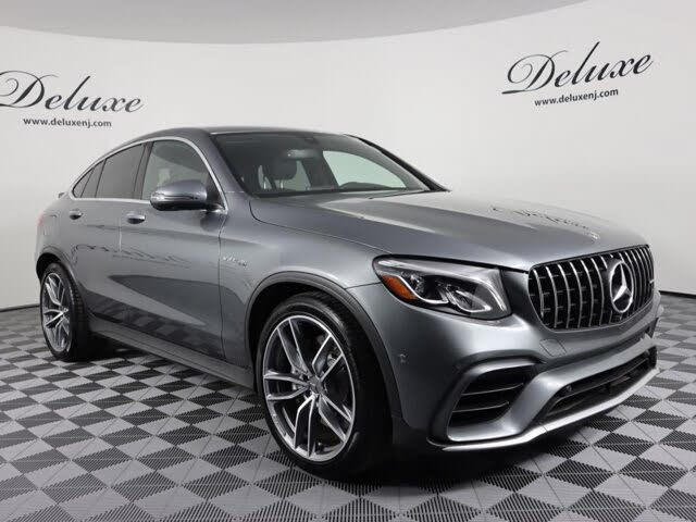 2019 Mercedes-Benz GLC-Class GLC AMG 63 4MATIC Coupe AWD