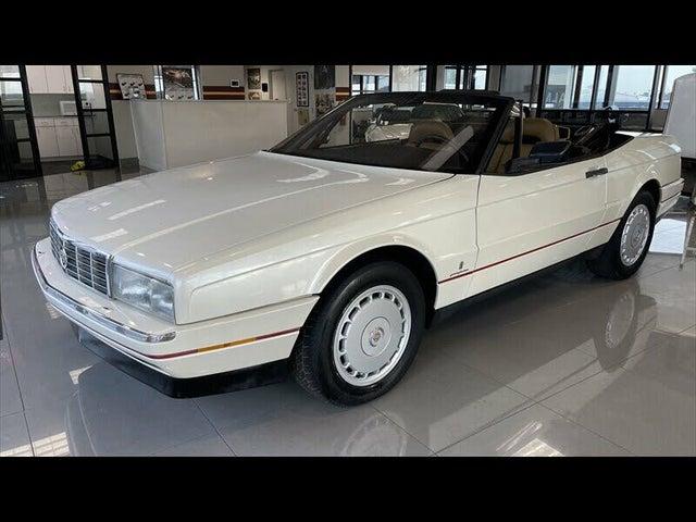 1988 Cadillac Allante FWD