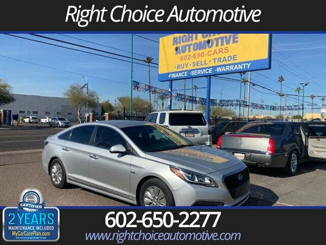 2016 Hyundai Sonata Hybrid SE FWD