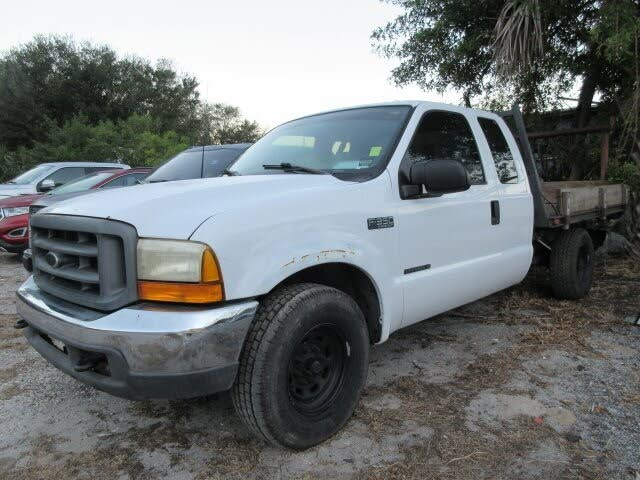 2000 Ford F-350 Super Duty XL SuperCab SB