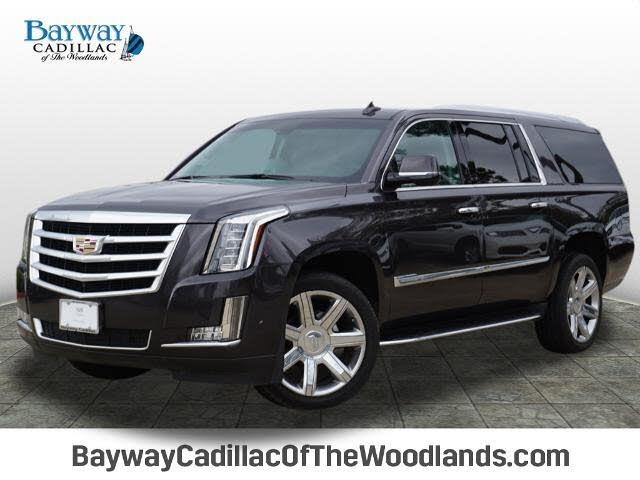 2017 Cadillac Escalade ESV Luxury RWD