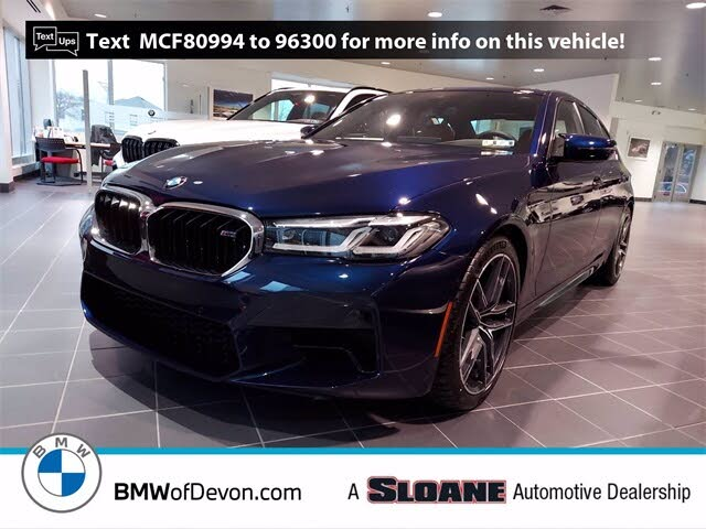 New Bmw M5 For Sale In Allentown Pa Cargurus