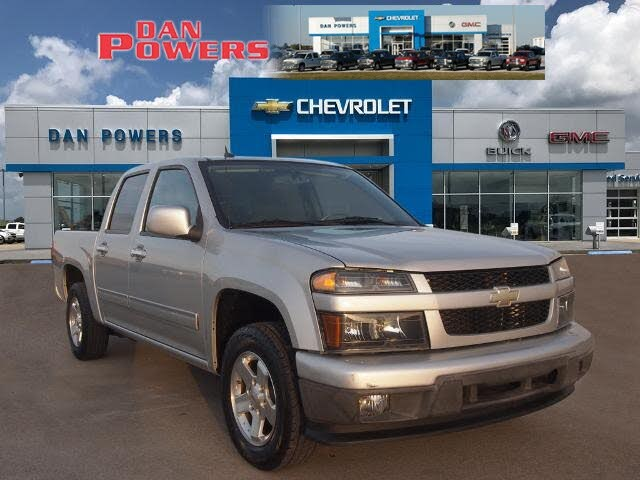 2012 Chevrolet Colorado 1LT Crew Cab RWD