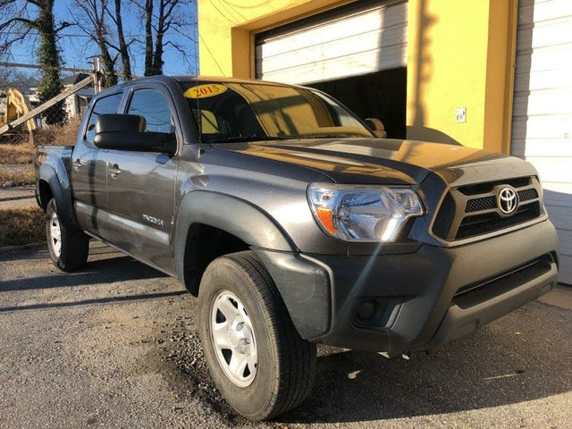 2015 Toyota Tacoma Double Cab i4 PreRunner