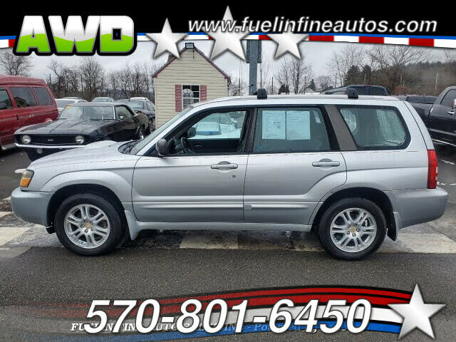 2005 Subaru Forester XT Premium Package