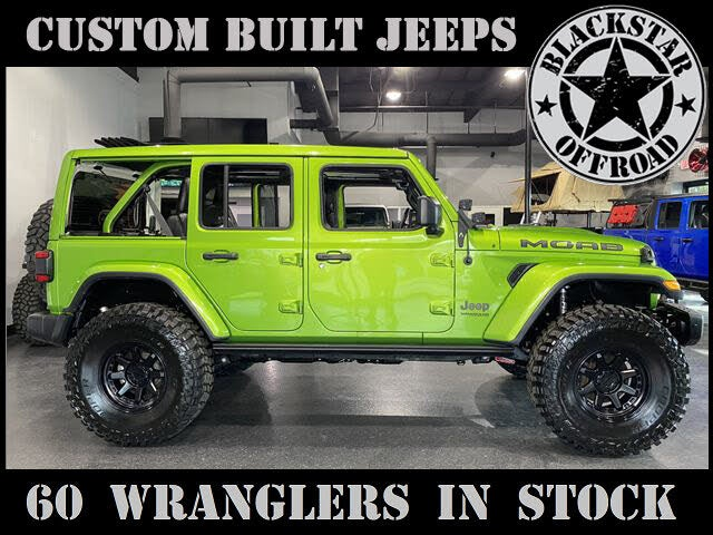 2019 Jeep Wrangler Unlimited Moab 4WD