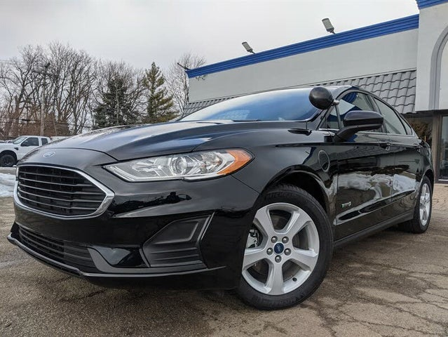 2019 Ford Fusion Energi Special Service FWD