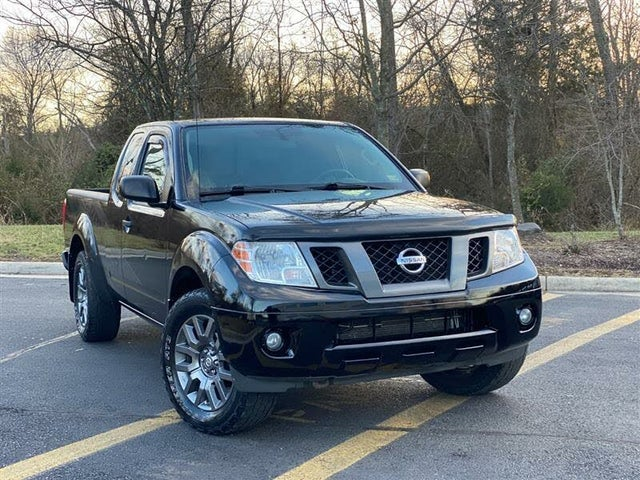 2012 Nissan Frontier PRO-4X King Cab 4WD