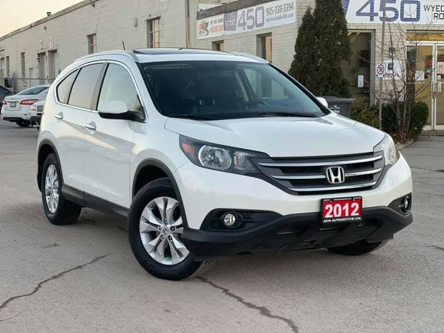2012 Honda CR-V Touring AWD