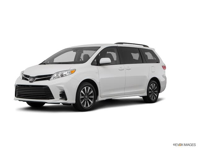 2020 Toyota Sienna L 7-Passenger FWD
