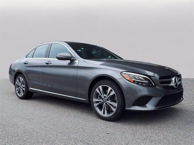 2021 Mercedes-Benz C-Class C 300 4MATIC Sedan AWD