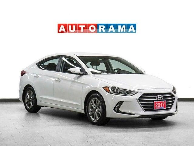 2017 Hyundai Elantra GL Sedan FWD
