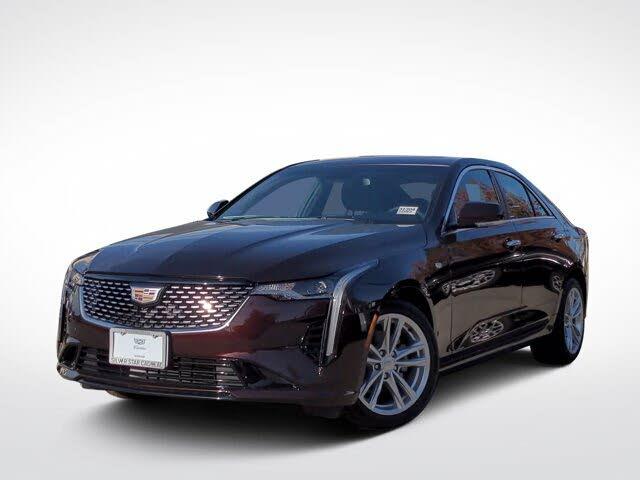 2020 Cadillac CT4 Luxury RWD