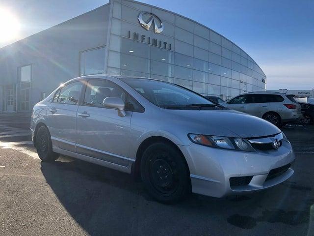 2009 Honda Civic LX-S