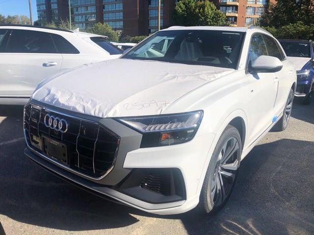 2020 Audi Q8 3.0T quattro Technik AWD