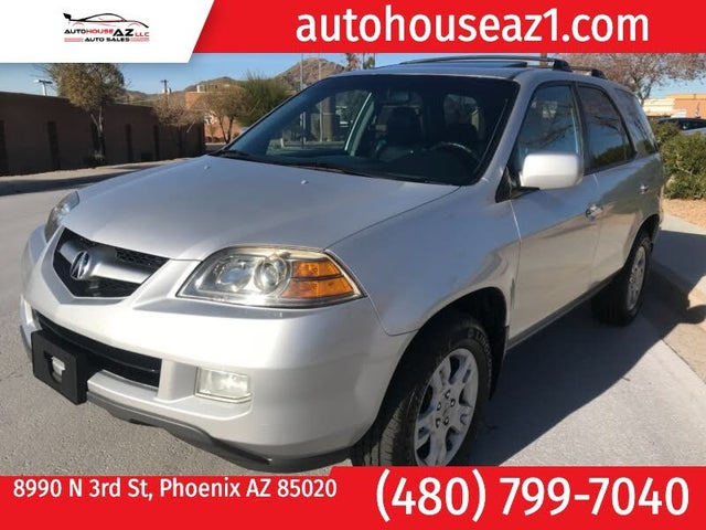 2004 Acura MDX AWD with Touring Package
