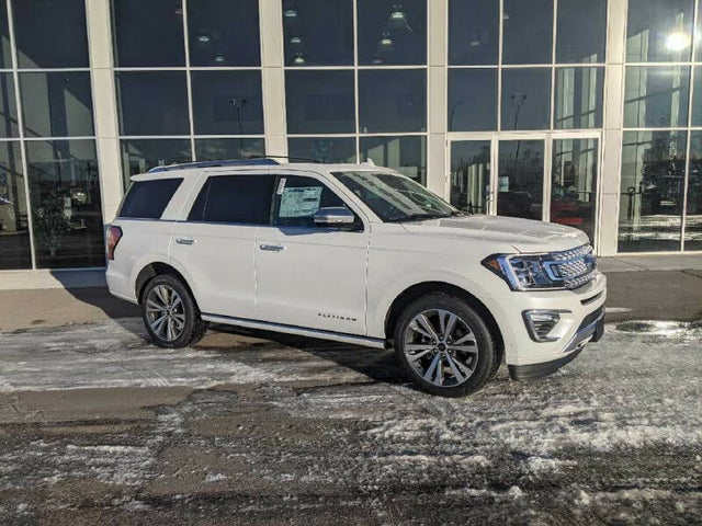 2021 Ford Expedition Platinum 4WD