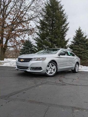 2017 Chevrolet Impala LS Fleet FWD