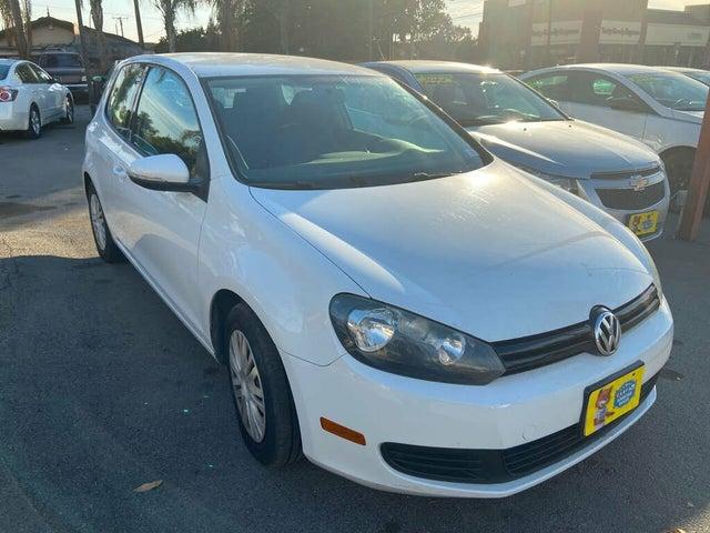 2012 Volkswagen Golf 2.5L 2dr