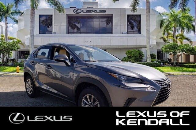 2021 Lexus NX Hybrid 300h AWD