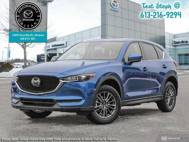 2020 Mazda CX-5 GS AWD