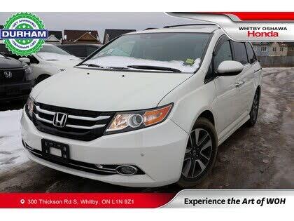 2016 Honda Odyssey Touring FWD