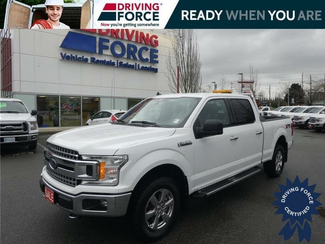 2019 Ford F-150 XLT SuperCrew LB 4WD