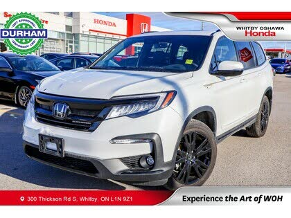 2020 Honda Pilot Black Edition AWD
