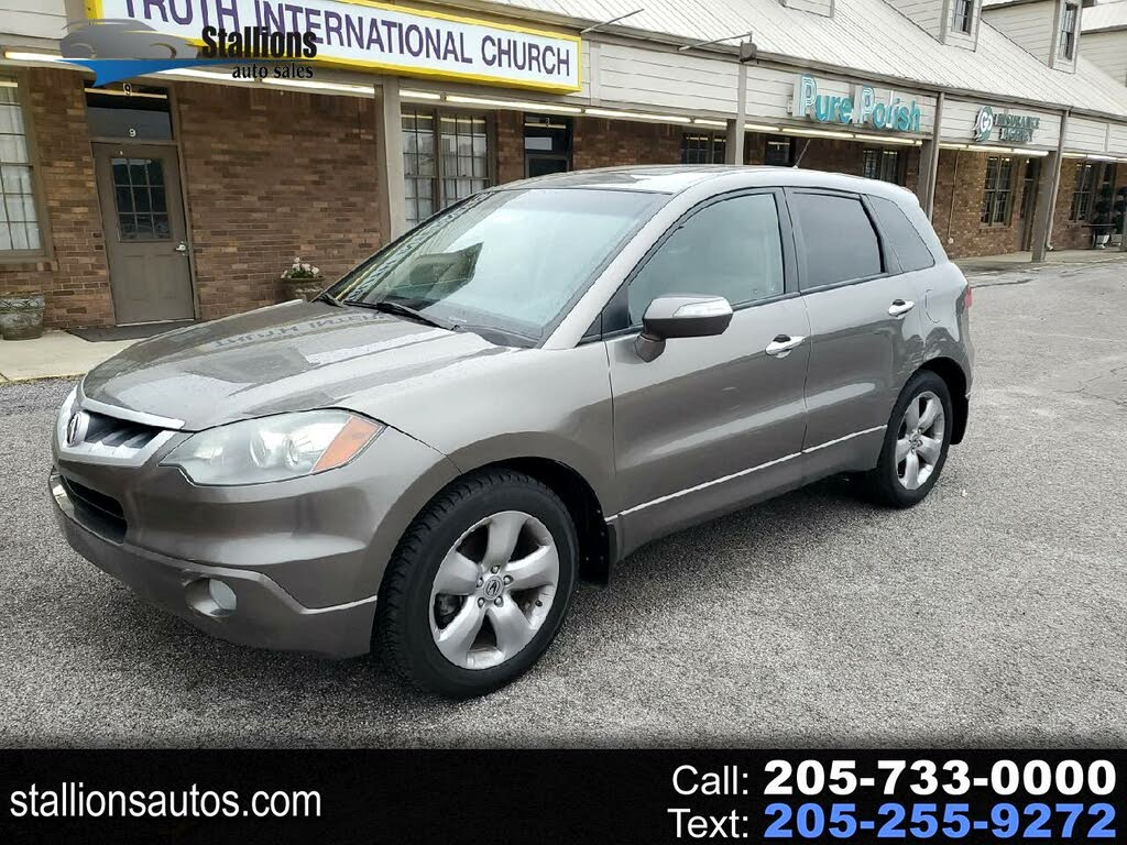 Used 2007 Acura Rdx For Sale Right Now Cargurus
