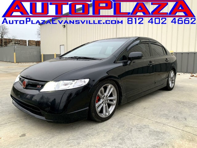 2008 Honda Civic Si with Nav and Summer Tires