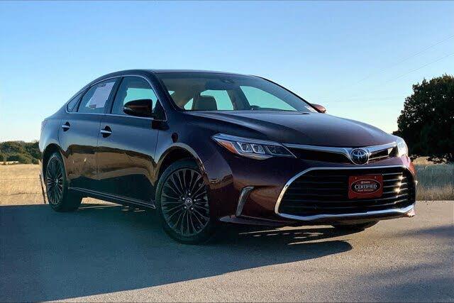 2017 Toyota Avalon XLE Touring