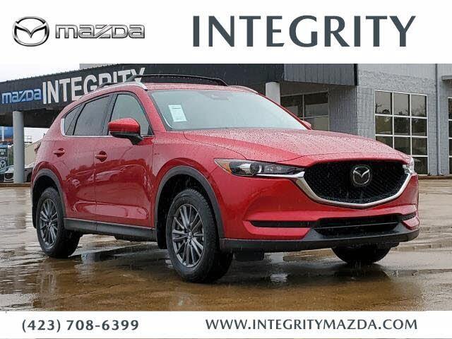 2021 Mazda CX-5 Touring FWD