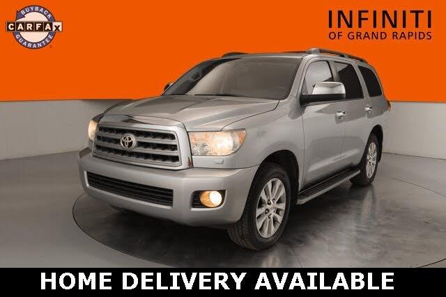 2012 Toyota Sequoia Limited FFV 4WD